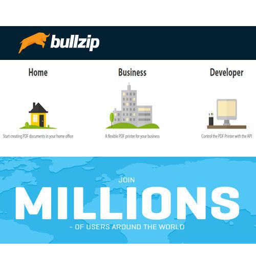 BullZip PDF Printer PDF 轉檔工具